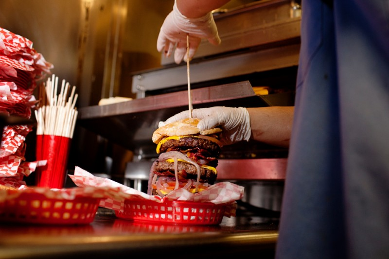 Heart Attack Grill – The Golden Hour