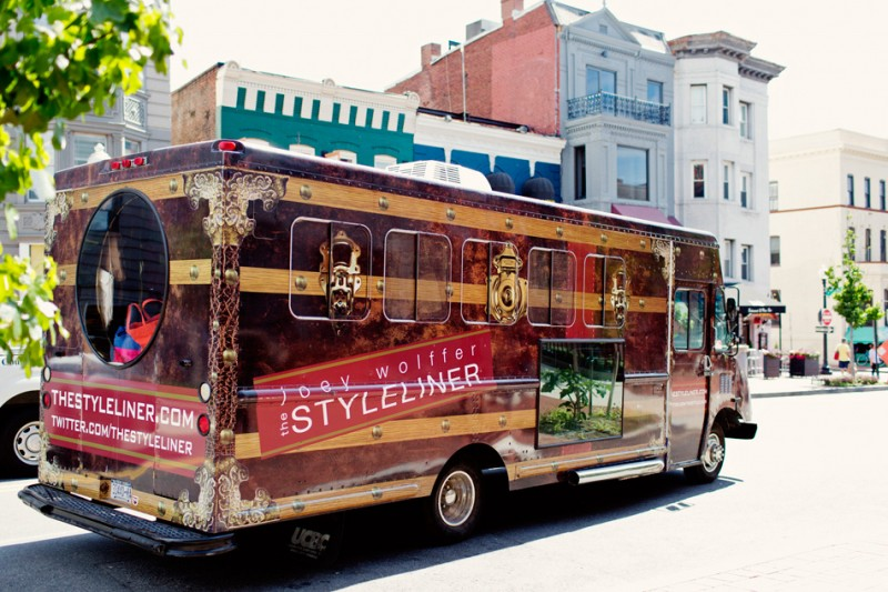 Fashion trucks
